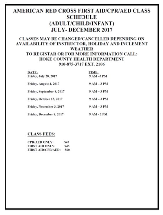 Hoke County Nc Official Website